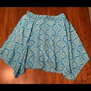Buy 4 items-get 20% off- Faded glory girls skirt